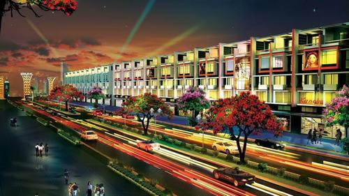 Thiết kế nhà phố Vạn Phúc Riverside City có ngập tràn ánh sáng
