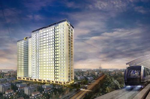 Kim Oanh Group mở bán căn hộ The Eastgate