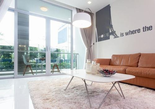 Cho thuê dự án căn hộ Vinhomes Central Park toà Park 3-giá cực Hot