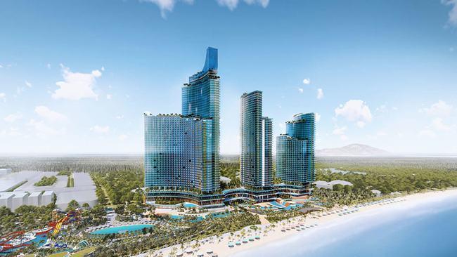 Những đơn vị phát triển dự án Crystal Marina Bay Nha Trang
