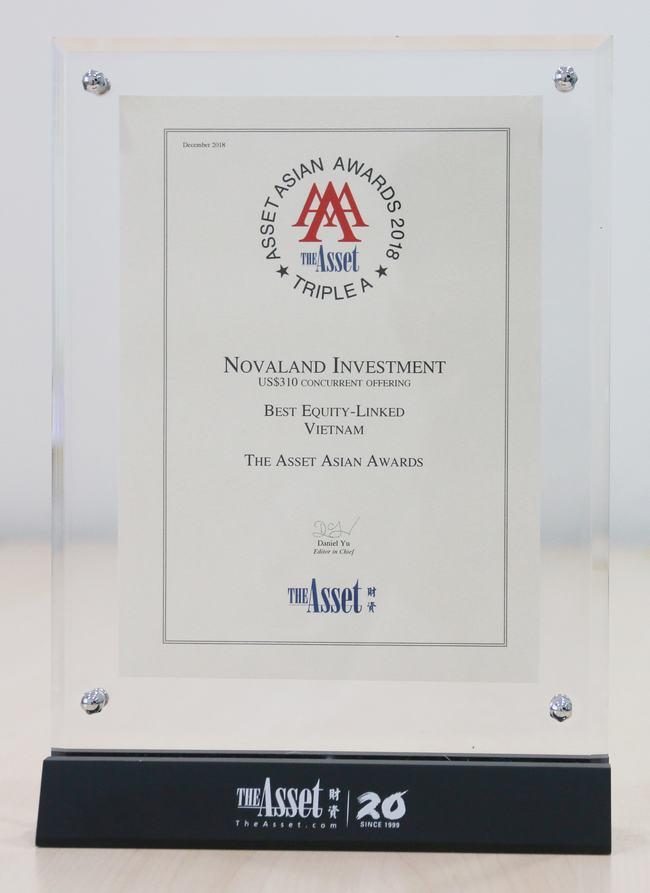 NovaLand Group gây ấn tượng với các hoạt động huy động vốn quốc tế