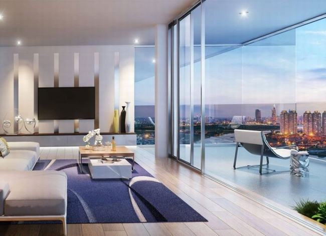 Loại hình căn hộ Penthouse hiện đại, sang trọng bậc nhất Việt Nam