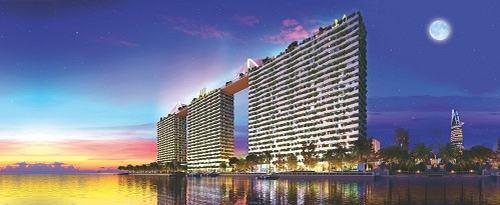 Đầu tư dự án 1.200 tỷ với 8.000m2 cây xanh độc đáo ở ngay trung tâm Sài Gòn