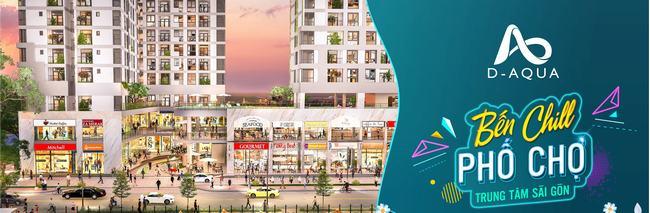 Thông tin căn hộ Shophouse D-Aqua Quận 8 | Bảng giá & Chính sách