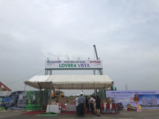Lễ khởi công dự án Lovera Vista của Khang Điền