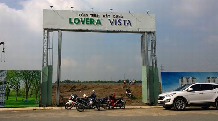 Hình ảnh tiến độ căn hộ Lovera Vista