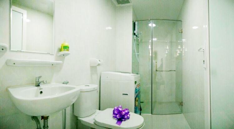 WC căn hộ Prosper Plaza