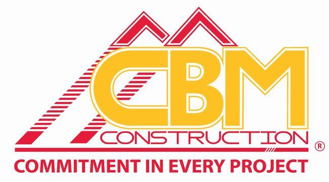 logo CBM - đơn vị thi công tại dự án Richstar