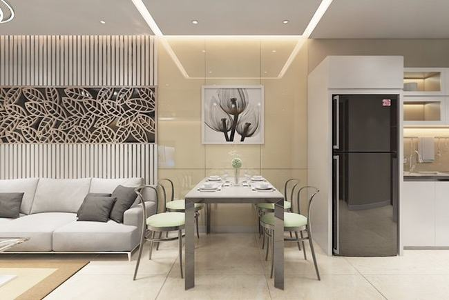 RichStar tặng ngay bộ nội thất bếp hiện đại khi mua căn hộ