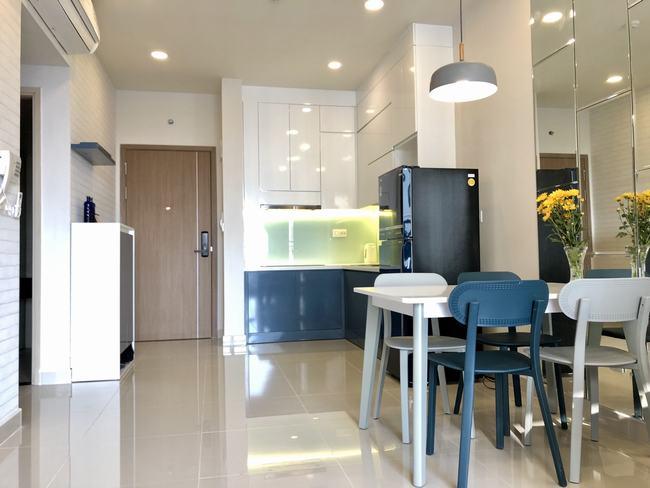 Hình ảnh thực tế tiến độ thi công căn hộ RichStar Tân Phú