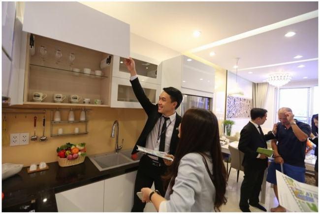 Tặng ngay bộ nội thất bếp 65 triệu đồng khi mua căn hộ RichStar trong tháng 3