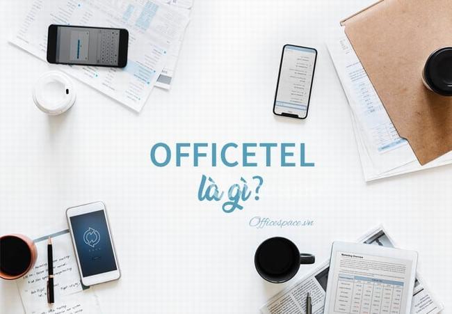 Officetel là gì
