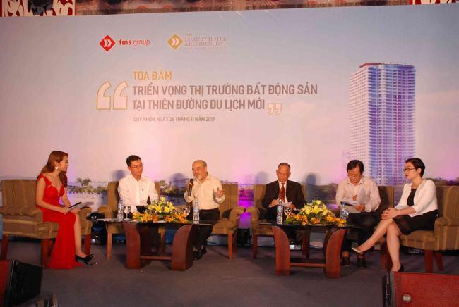 buổi tọa đàm do TMS tổ chức