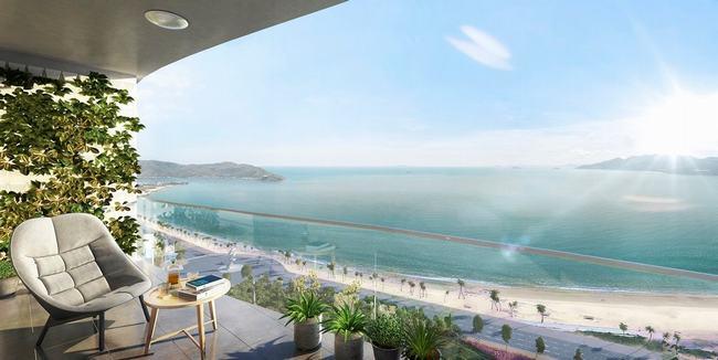 view biển dự án TMS Quy Nhơn