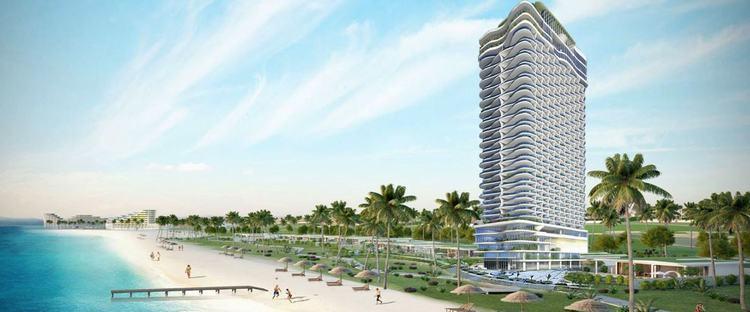 TMS Luxury Hotel & Residence Quy Nhon được thiết kế bởi CallisonRTKL -Top 8 đơn vị kiến trúc hàng đầu thế giới
