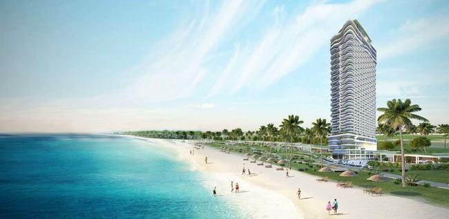 quang cảnh dự án TMS Hotel Quy Nhơn