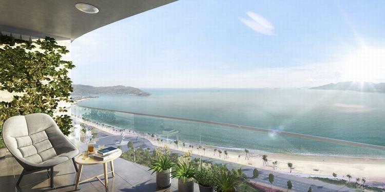 Thiết kế căn hộ TMS Hotel Quy Nhơn Beach
