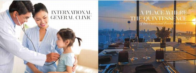 Phòng khám đa khoa chất lượng cao – Hệ thống nhà hàng cao cấp TMS Hotel Quy Nhơn Beach