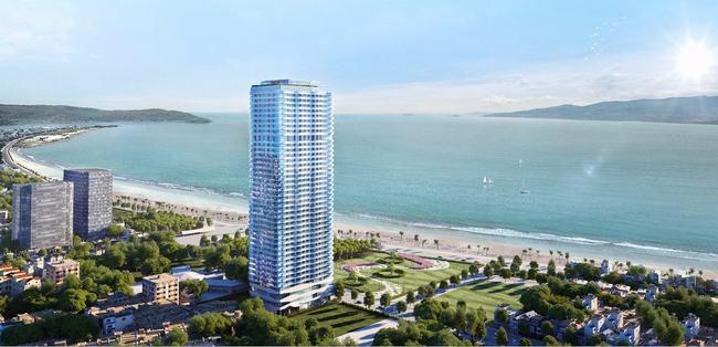 TMS Luxury Hotel & Residence Quy Nhon sở hữu vị trí phong thủy độc nhất - phú quý tụ tài