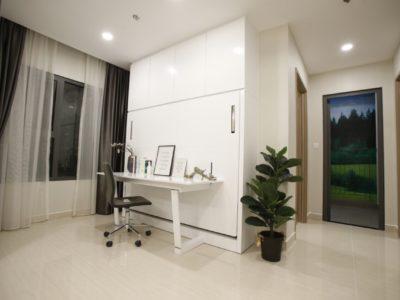 Thiết kế căn hộ 1 phòng ngủ