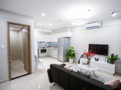 Thiết kế căn hộ – 3 phòng ngủ