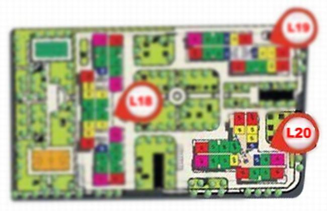 Vị trí tòa S5.03 The Rainbow Vinhomes Grand Park quận 9
