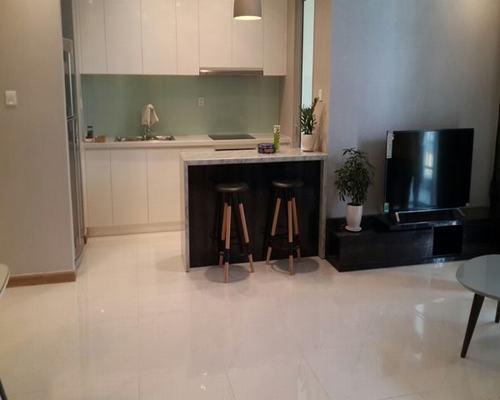 Phòng bếp căn hộ Vinhomes quận Bình Thạnh