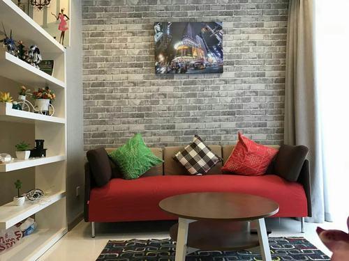 Phòng khách Vinhomes quận Bình Thạnh
