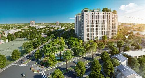 Tọa lạc tại vị trí thuận lợi, Tara Residence là dự án được rất nhiều khách hàng quan tâm