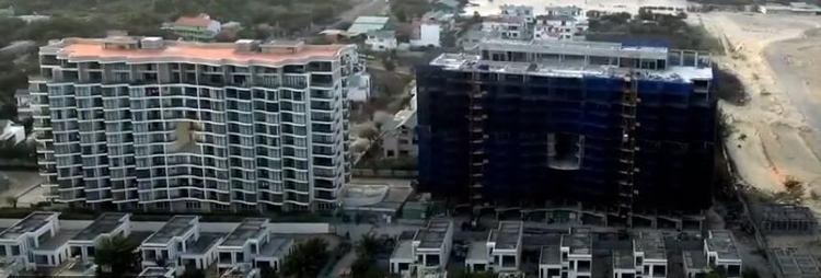 Tiến độ xây dựng dự án Aria Vũng Tàu - Tháng 05/2020