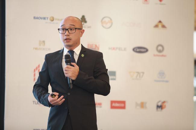Ông Nguyễn Thái Phiên – Giám đốc Tài chính doanh nghiệp Tập đoàn Novaland