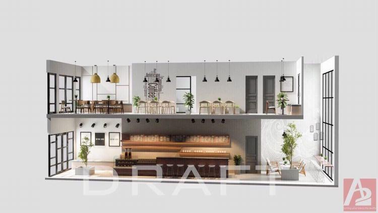 Thiết kế căn hộ thương mại - Shophosue dự án D-One Gò Vấp