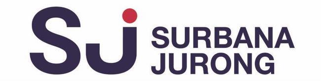 Logo thương hiệu Surbana Jurong