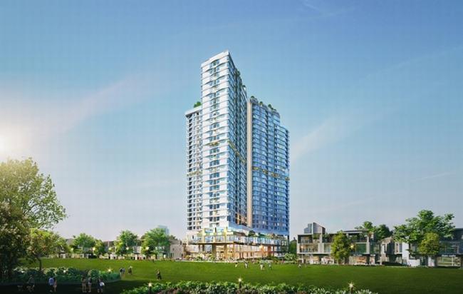 Những dự án căn hộ cao cấp hạng B tiếp tục đạt tỉ lệ hấp thụ tốt