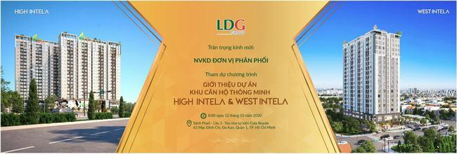 Lễ ký kết đơn vị phân phối dự án High Intela