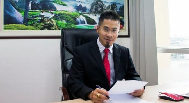 Ông Nguyễn Quốc Vy Liêm, Phó Tổng Giám đốc LDG Group.