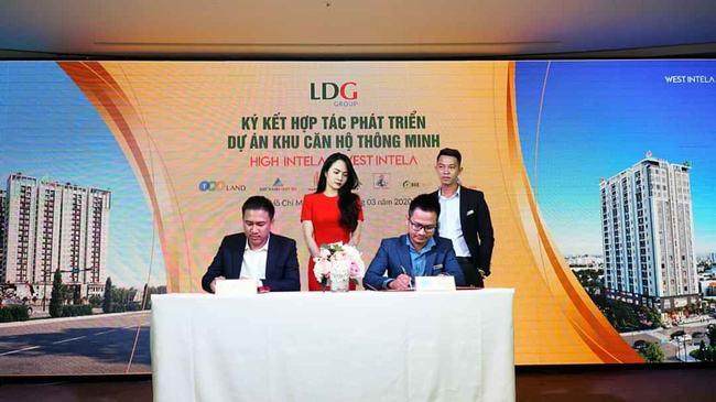 TPI Land ký kết hợp tác phân phối dự án high intela