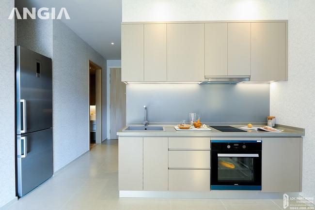 Nhà mẫu căn hộ West Gate Park - Phòng bếp