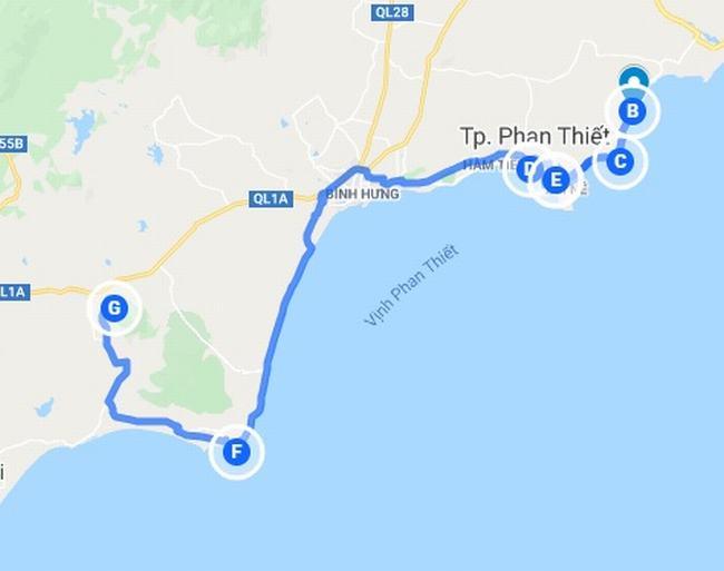khả năng liên kết du lịch của dự án Apec Mandala Wyndham Mũi Né