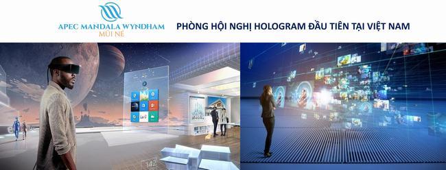 Phòng hội nghị Hologram đầu tiên tại Việt Nam