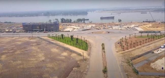 Tiến độ xây dựng phân khu The Eite 1 (Sun Harbor 3) - Aqua City