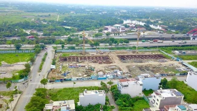 Tiến độ dự án căn hộ Dream Home Riverside Quận 8 - Tháng 12/2020