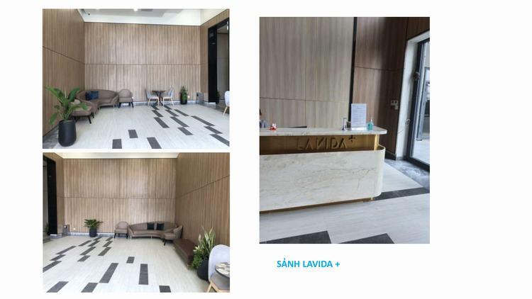 Tiến độ xây dựng dự án Lavida Plus