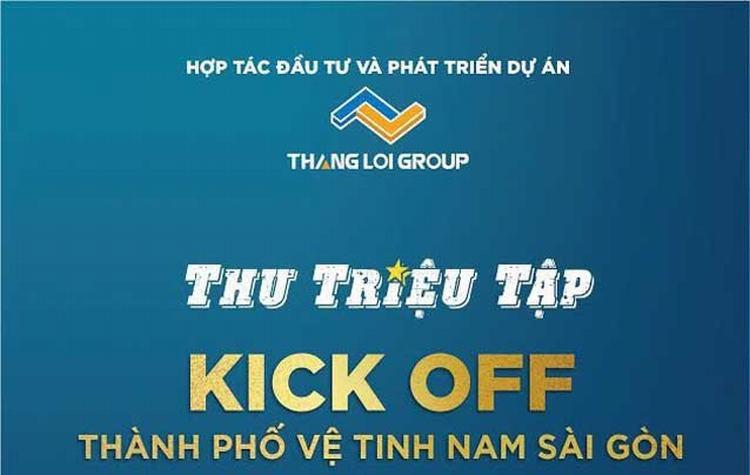Thư mời Kick Off dự án The Sol City Nam Sài Gòn