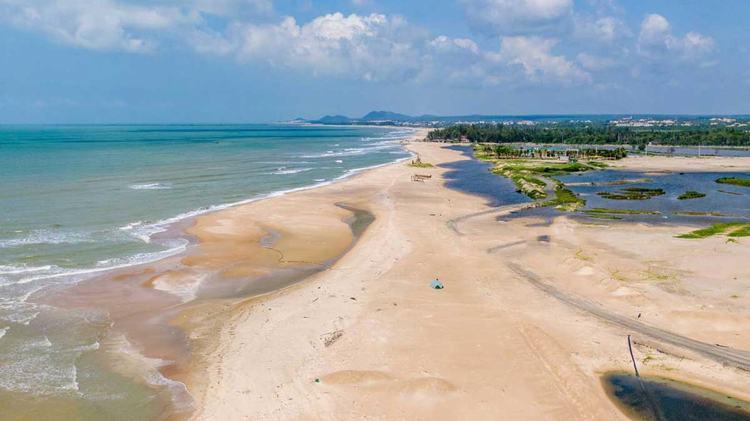 Tiến độ dự án Venezia Beach Bình Thuận
